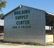 Building Supply Center Pensacola FL